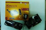 Продам тюнер DVB SkyStar2 TechniSat PCI новый, в упаковке с пультом