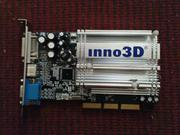 Продам видеокарты с AGP шиной 128Mb