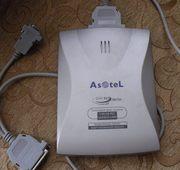 Голосовой факс-модем внешний Asotel GVC R21 Vektor.
