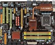 Материнская плата Biostar TPower I45 процессор оперативная память