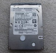 Жесткий диск 2.5 Toshiba 320 GB (слим)